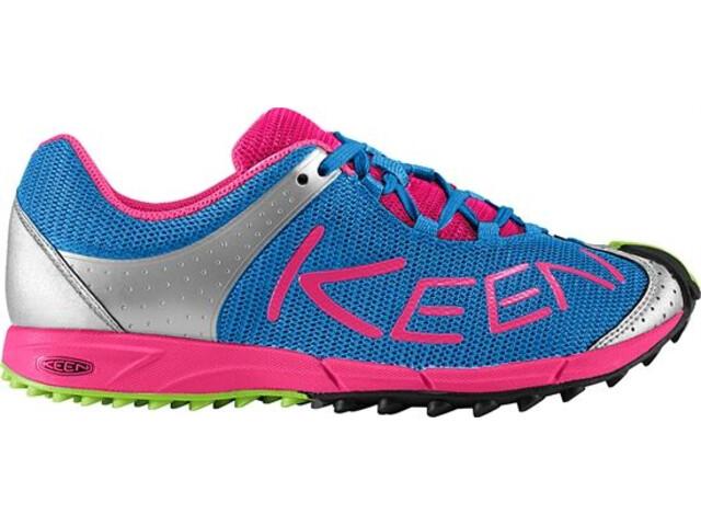 Keen A86 TR Dame swedish blue/shocking pink